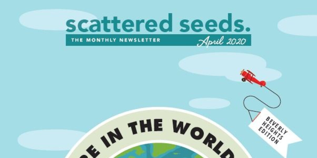 2020 April Scattered Seeds