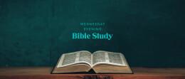 Bible Study on Exodus: Week 12
