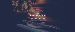 The Advent Hymns of Isaac Watts: Week 4