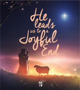 His Promise Leads to a Joyful End