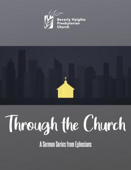 Glory in the Church